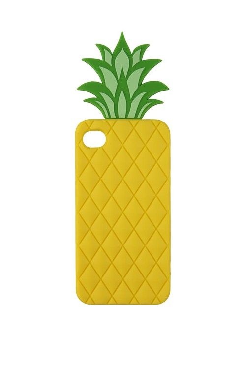 silicon cover 4 PINEAPPLE YELLOW