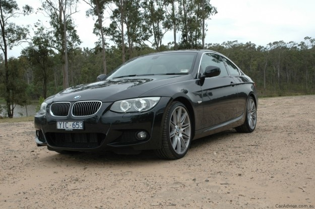 BMW 330d Coupe - In a league of its own.