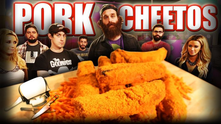 Pork Cheetos - Epic Meal Time (+playlist)