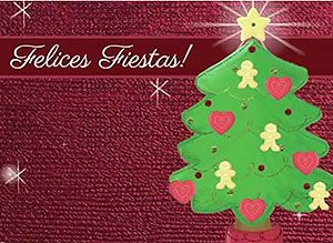 Tarjeta de Navidad para enviar gratis | Mágicas postales navideñas animadas virtuales gratis | CorreoMagico.com