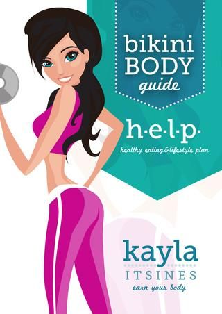Kayla itsines healthy eating and lifestyle plan