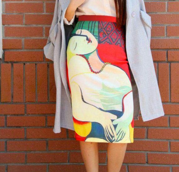 Colección de arte Pablo Picasso La señora del sueño de reve