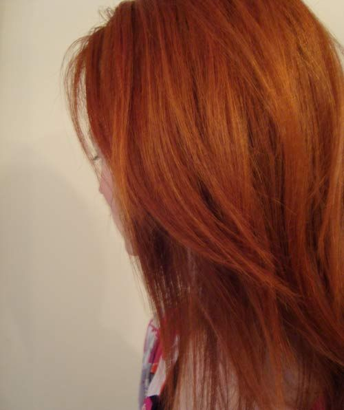 Loreal Feria Mango Intense Copper Hurr Pinterest