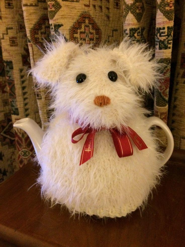 164 best Tea Cosies images on Pinterest | Knitting patterns, Tea ...
