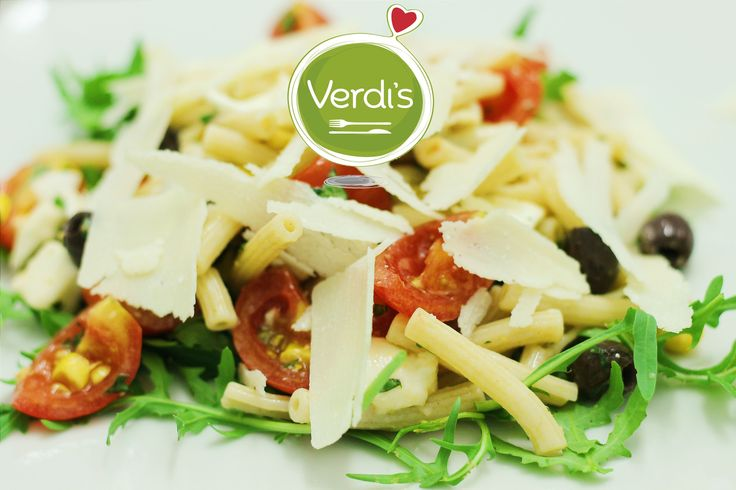 Devi pranzare al volo? Non rinunciare al gusto, prova la nostra insalata di pasta artigianale  di Canossa con gustosi ingredienti della campagna lombarda verdi-s.it/delivery  You have to eat fast? Don't sacrifice taste, try our homemade salad pasta di Canossa with tasty ingredients from the lombardy countryside verdi-s.it/delivery #verdis #sanoappetito #milano #expo2015 #healthyfood #pasta #pranzo #lunch #love #good #vegetarian #vegan