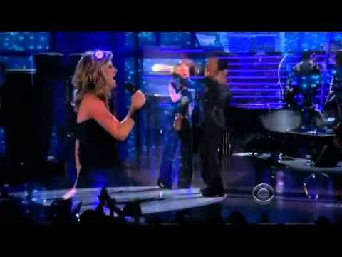 Lionel Richie & Jennifer Nettles - Hello (+playlist)