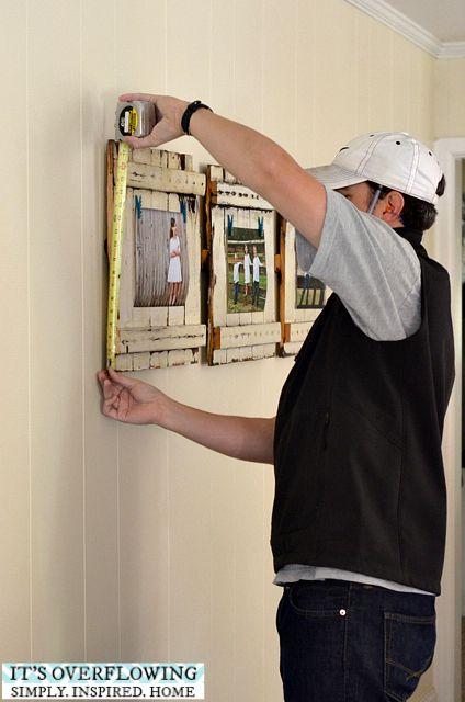 7682584d054695af9faf0a84aad848bf  pallet picture frames wood frames