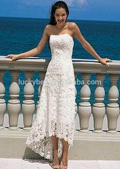 Vestito da sposa spiaggia falassarna