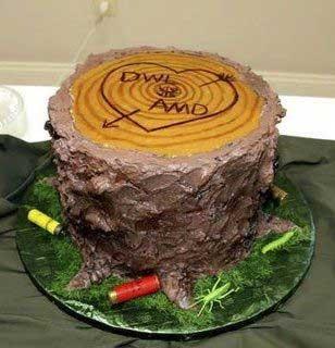 Amazing Redneck Cakes