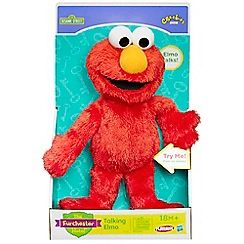 The Furchester Hotel - Talking Elmo plush from playskool