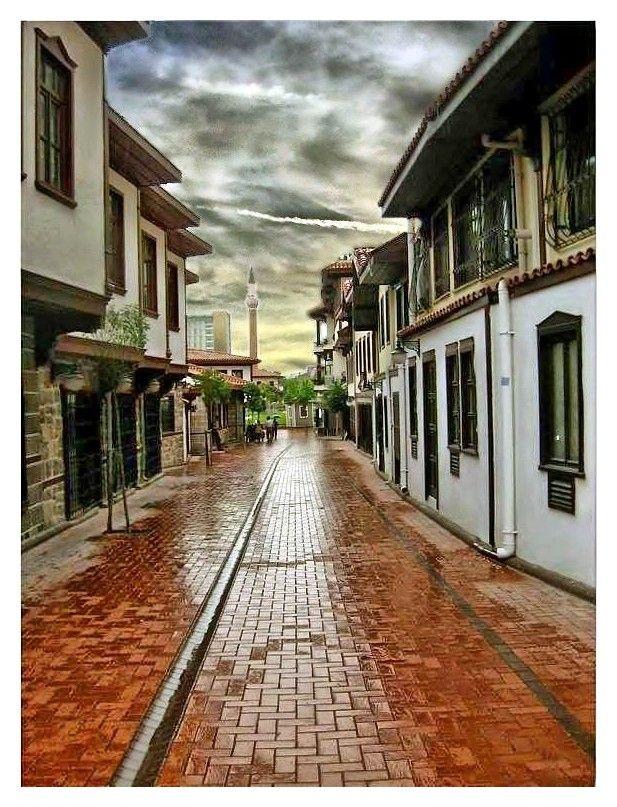 Ankara Hamamönü/TÜRKİYE Evleri