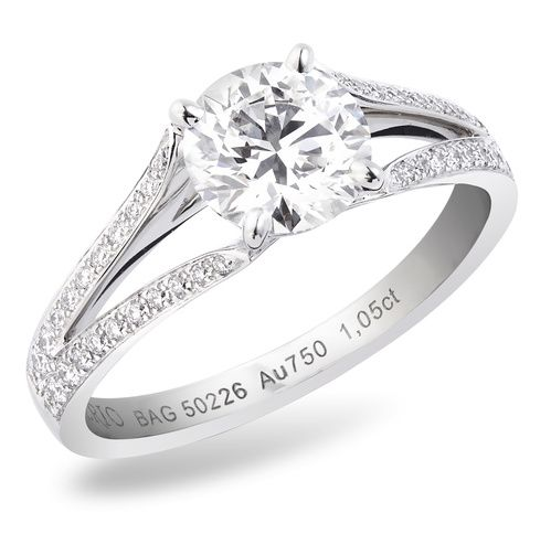 Bague fiancaille Mellerio http://www.vogue.fr/mariage/bijoux/diaporama/mariage-bague-de-fiancailles-classiques-diamants/31220#bague-fiancaille-mellerio