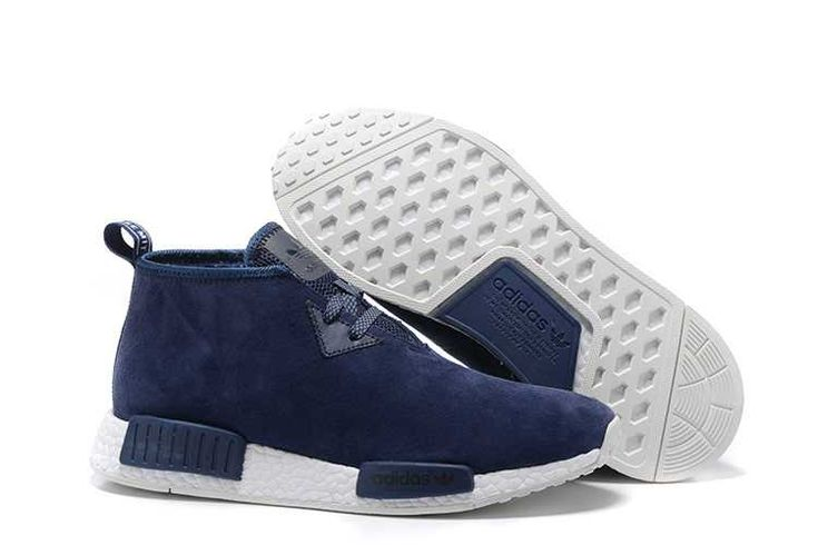 huge selection of c7f68 0b951 1914   Adidas Nmd Chukka Herr Navy Vit SE106943oGSLD