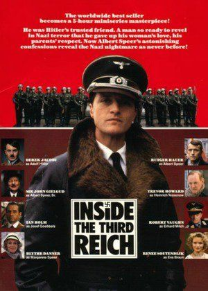 Watch Inside the Third Reich Full Movie Streaming HD