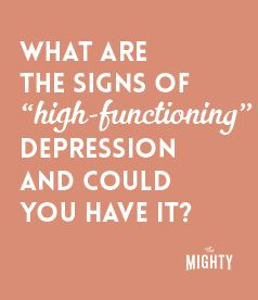 What Are the Signs of 'High-Functioning' Depression and Could You Have It?