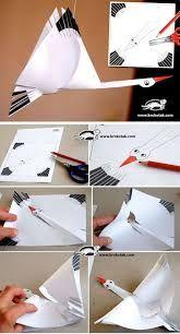Резултат с изображение за paper stork decoration