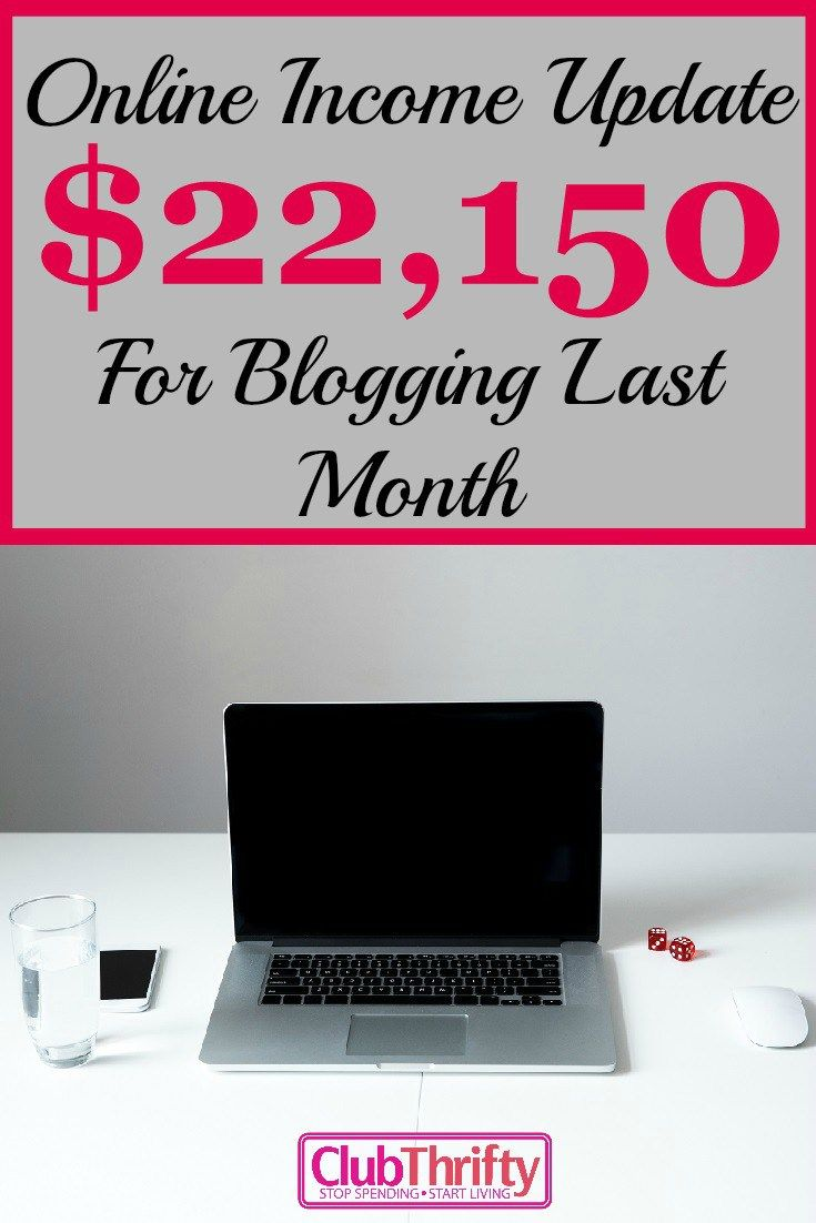 Yep, we make our entire living online! Check out our income update for April 2016, find out how we did, and learn how we make money online each month.