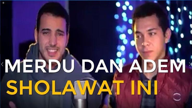 Adem dan Merdu Sholawat Dua Pemuda Tampan Ini sholawat yang membuat hati...
