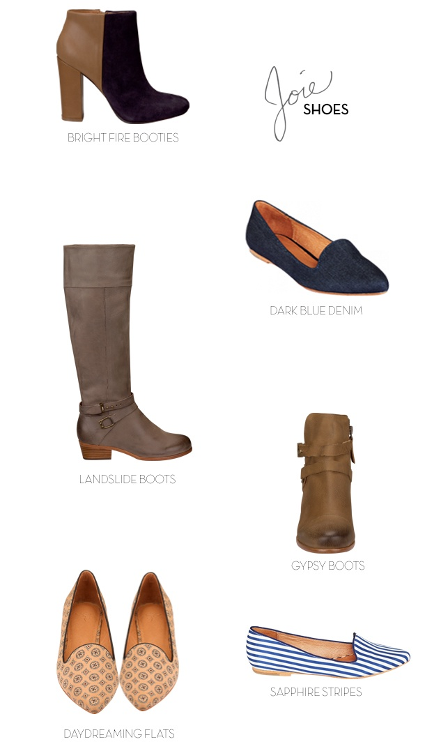 Hot Off The Runway: Joie Shoes