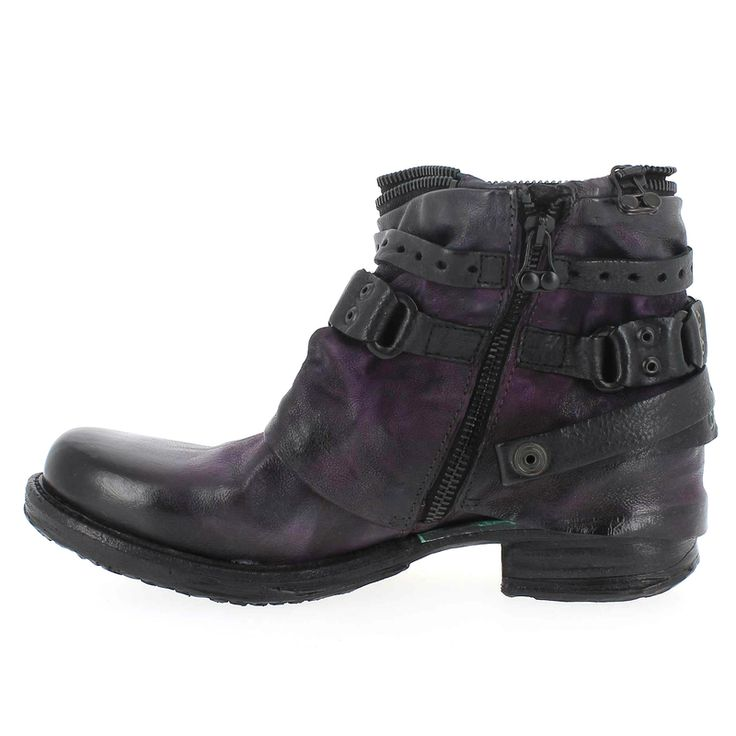 Chaussure AirStep - AS98 717251 Violette 4488403 pour Femme | JEF Chaussures