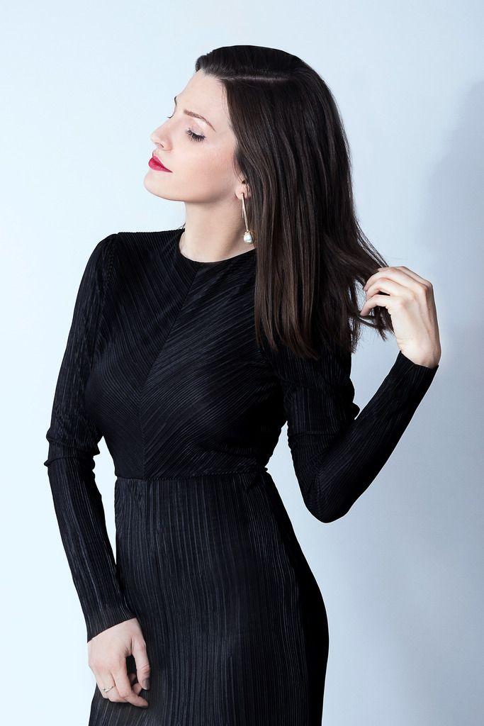Intro... - Seriously Black - All black Dress