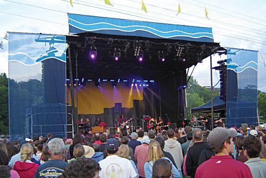 Burlington Waterfront Fest