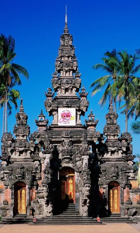 Art Centre, Denpasar, Bali, Indonesia  http://pictures.furkl.com/stunning-pictures/
