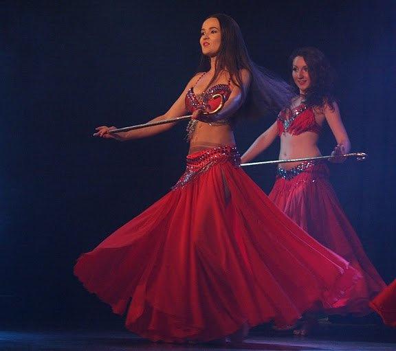 Caramel Belly Dance Gota Show / taniec brzucha