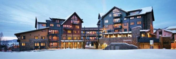 One Steamboat Place, Steamboat Colorado USA, Hotels
