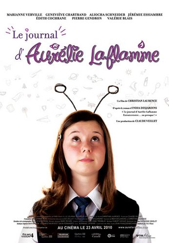 Дневник Аурелии Лафлам (Le journal d'Aurélie Laflamme)