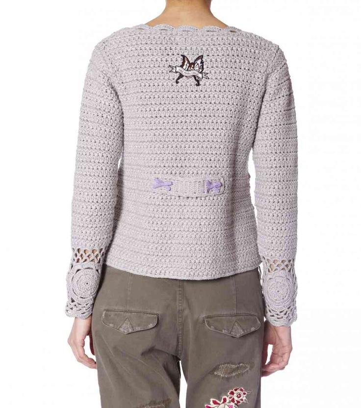 ming jacket by Odd Molly back