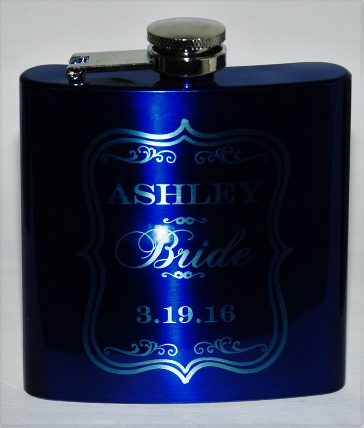 1 Blue Glossy Flask Wedding party favors, Groomsmen flask, Best man flask, Custom engraved oz flask., flask, personalized flask,Tuxedo by MemoriesMadeCustom on Etsy