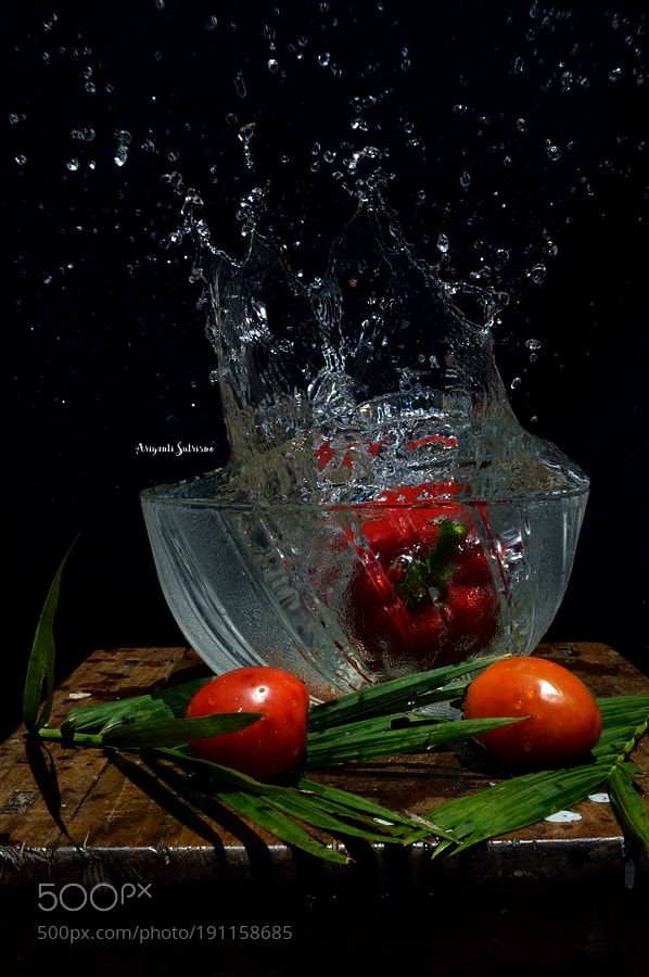 2/365 Paprica splash by ariyantisutrisno