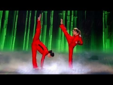 nice Watch Bruce Sistaz - Britain's Got Talent Live Semi-Final - itv.com/talent - UK Version