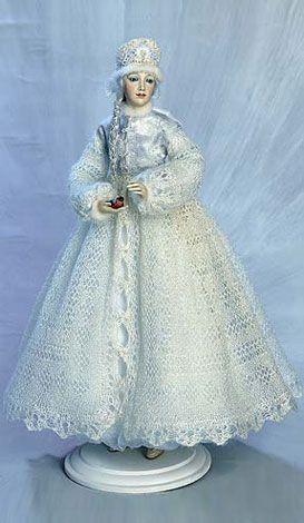Snow Maiden II  Alexandra Kokinova