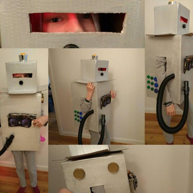 Robot kostume