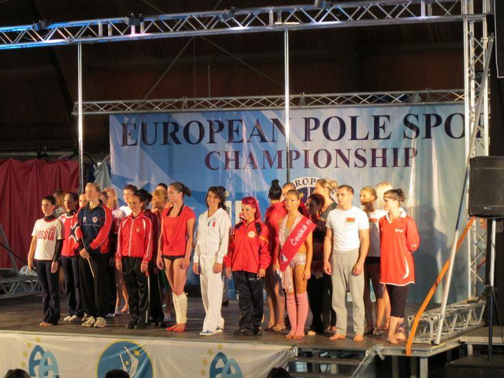 European Pole Championships, Rome - Italy