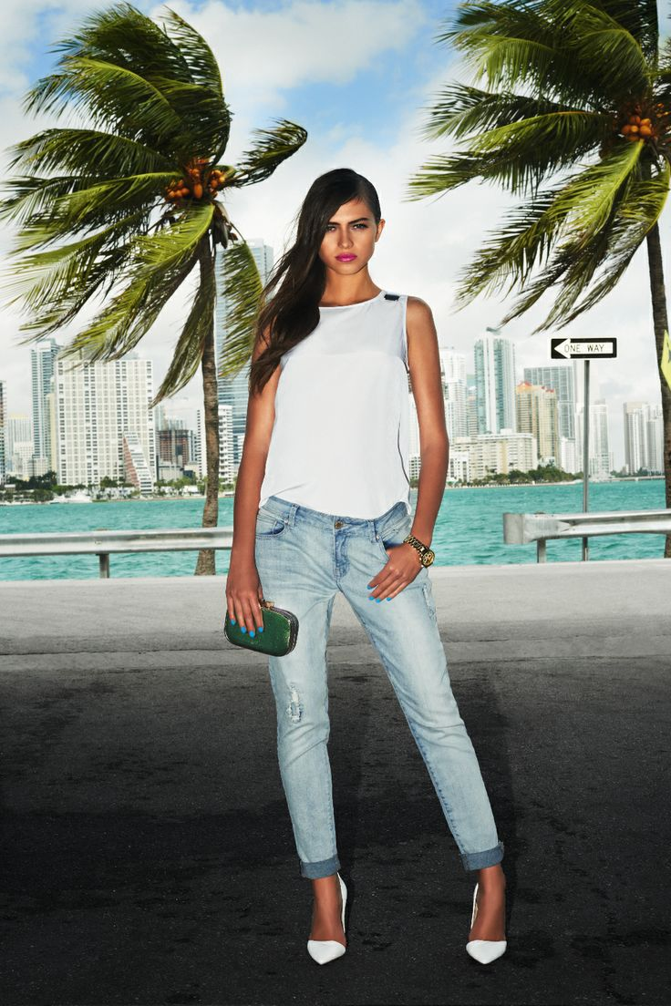 #boyfriendjeans #palms #miami #clutch