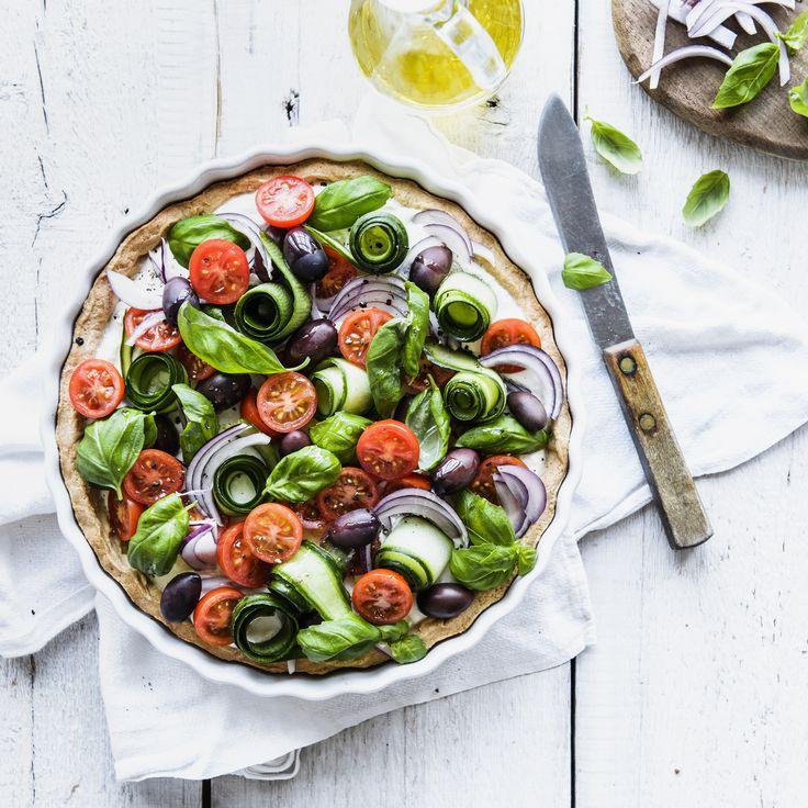 Kreikkalainen salaattipiirakka   K-Ruoka