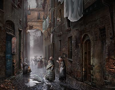 "Check out new work on my @Behance portfolio: ""Italy 19th century"" http://be.net/gallery/46095705/Italy-19th-century"