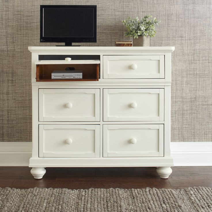 Birch Lane Galloway Media Chest Dimensions Overall: 41'' H x 45'' W x 18'' D Overall Product Weight: 127.86 lb. Features Frame Material: Wood Frame Material Details: Pin