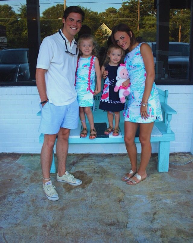 The cutest preppy family!!