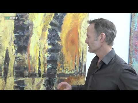 TV spot from the exhibition Dahab Suite joint exhibition with Gitte Klausen