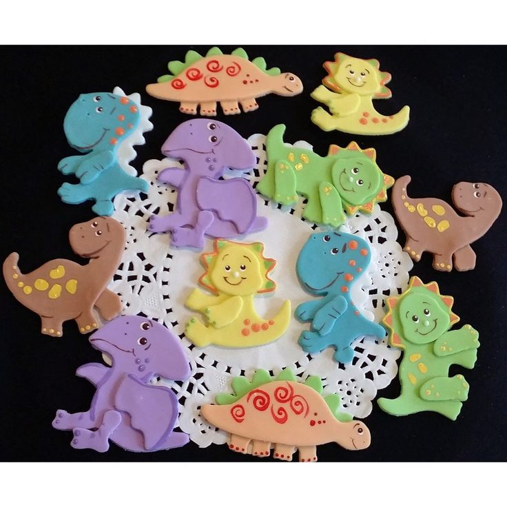 Dinosaur Cake Topper, Dinosaur Baby Shower, Dinosaurs Birthday Cake Decorations