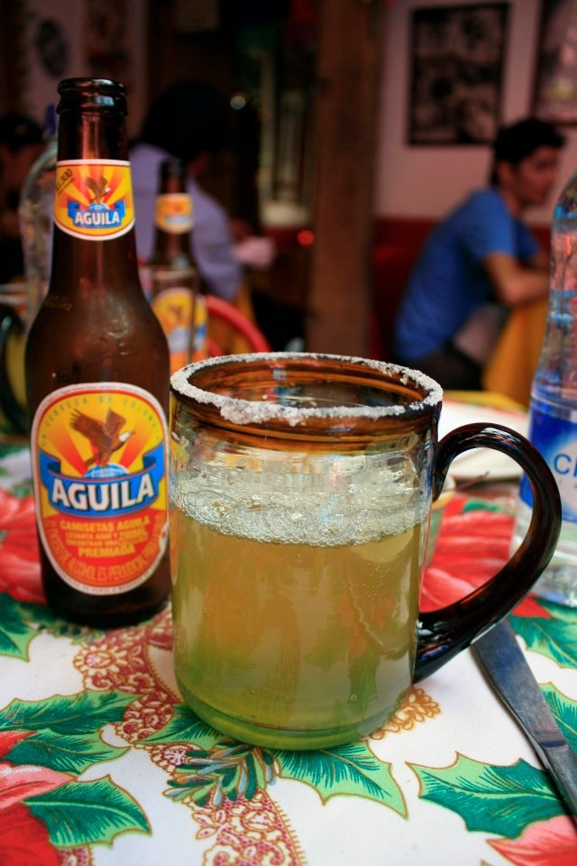 Beer and brunch in Bogota, Colombia!