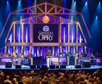 Visit the famous Grand Ole Opry