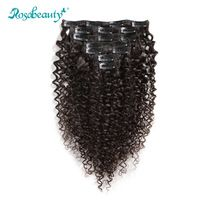70G Clip In Hair Extensions kinky curly ★ Quality product and excellent customer service.★ Ships to more than 200 countries and regions, such as USA, UK, AUSTRALIA.