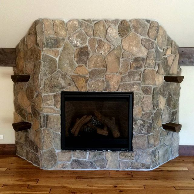 17 Best Images About Fireplaces Using Stone On Pinterest
