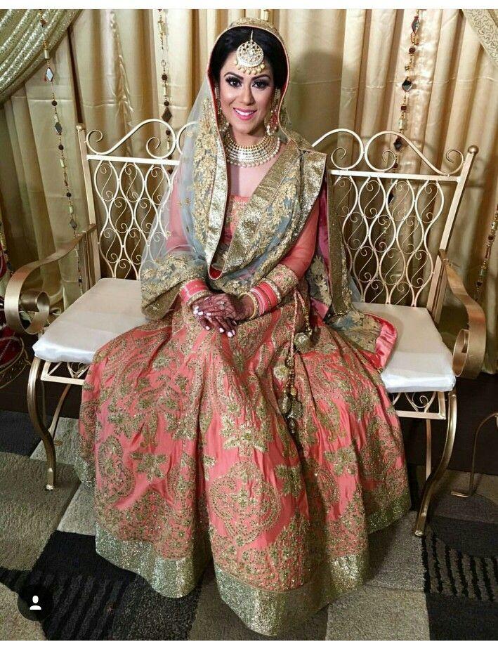 Bridal Lehnga @wellgroomedinc