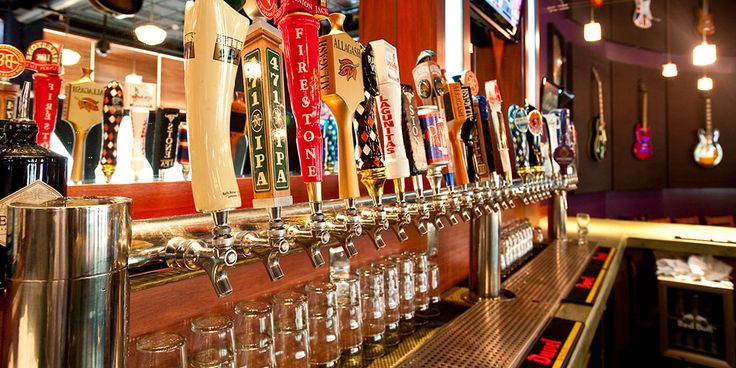 In the 2016 Great American Beer Bar's competition, CraftBeer.com expanded its search to name the best beer bar in every state and Washington, D.C.